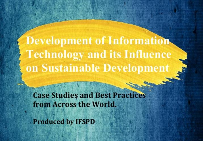 Report on the influence of IT on SDG
