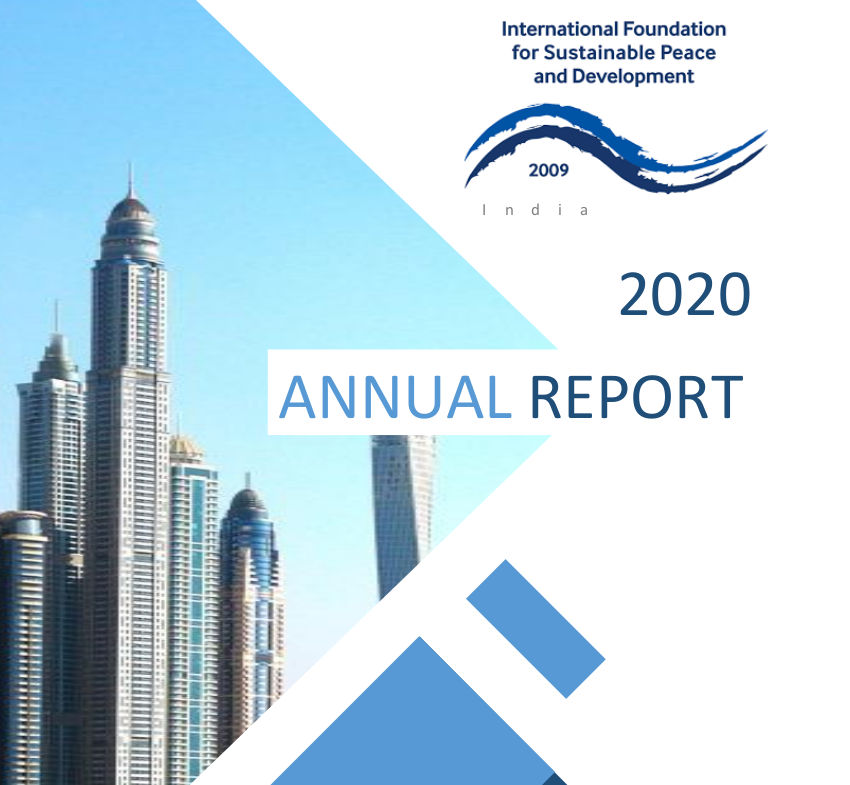 IFSPD India Annual Report 2020
